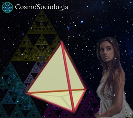 Tetraedro cosmosociología